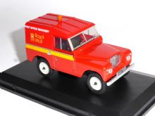 Land Rover Series IIA Royal Mail Collectors Model Scale 1/43 OX43LR2AS002 p